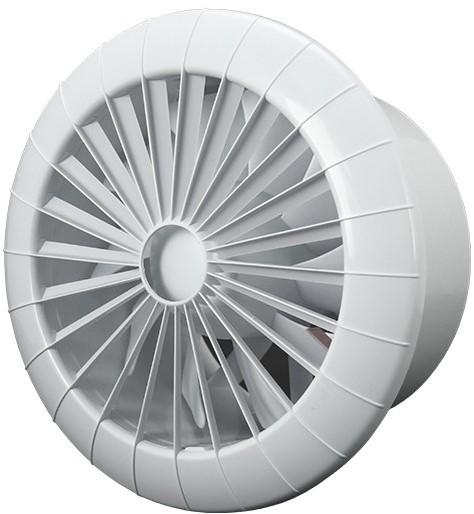 badl fter 150mm mit feuchtigkeitssensor und timer wei rund 150bbhs. Black Bedroom Furniture Sets. Home Design Ideas