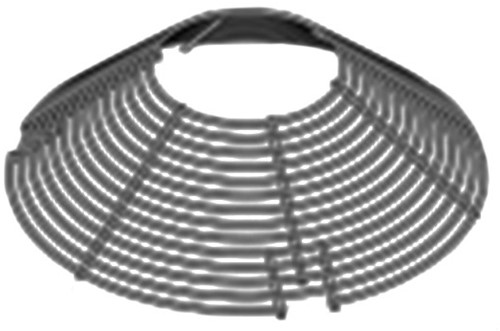 Schutzkäfig Axialventilator Itho BS350