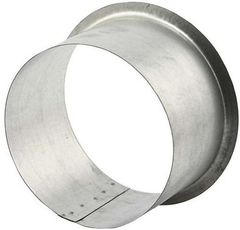 Anschluss für runde Rohre und Ventile Ø 180 mm H=110mm
