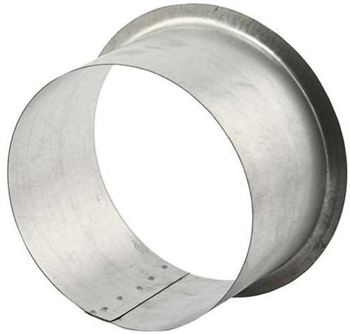 Anschluss für runde Rohre und Ventile Ø 100 mm H=110mm