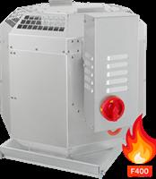 Brandgas Dachventilator vertikal für Küchenabsaugung (DVN DF-Serie)