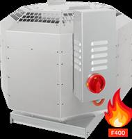 Brandgas Dachventilator vertikal geräuschdämpfend für Küchenabsaugung (DVNI DF-Serie)