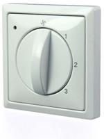 Brink 4-Stufenschalter mit Filter-Wartungsanzeige