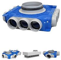 Uniflex Plus Luftverteiler