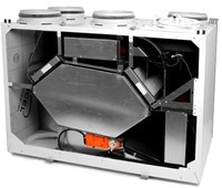 Comair HRUC-E 450m3/h Lüftungssystem mit WRG-2