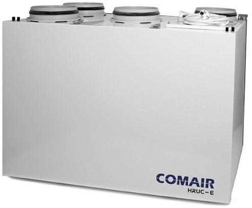 Comair HRUC-E 380m3/h Lüftungssystem mit WRG