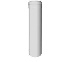 Konzentrisches Luft-Abgassystem PPH-PPH Rohr