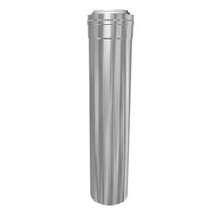 Konzentrisches Luft-Abgassystem PPH-Stahl Rohr