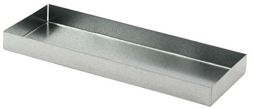 Enddeckel für Flachkanal 220x80