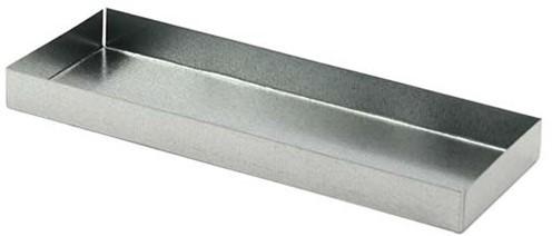 Enddeckel für Flachkanal 300x80