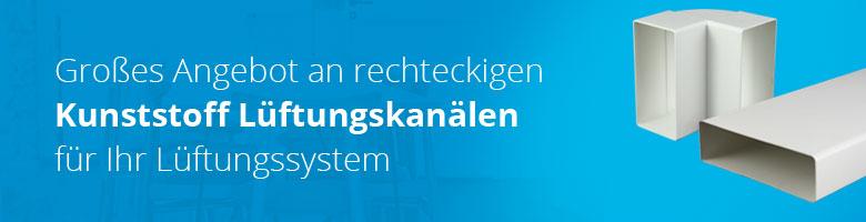 Lueftungsland - Cat Banner - 28 - Kunststof kanaal 1 PC