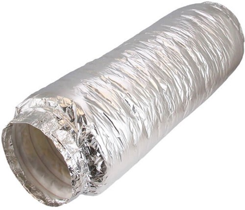 Flexibler Schalldämpfer non-woven Ø 200 mm (1000 mm)