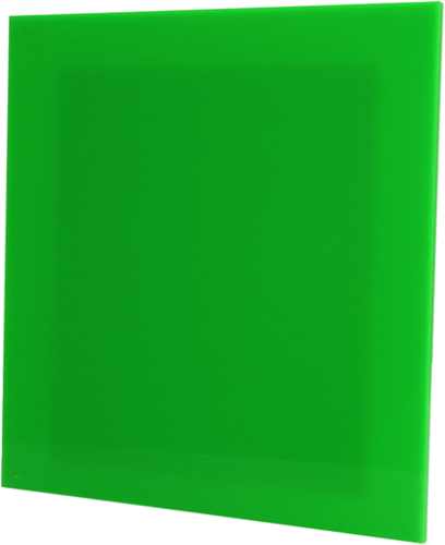 Front dRim - Kunststoff - Grün (01-167)