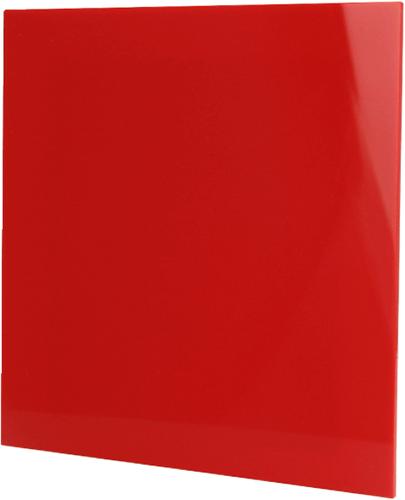 Front dRim - Kunststoff - Rot (01-163)