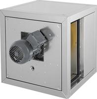 Gastronomie-Boxventilator mit energieeffizientem EC-Motor und linearem Luftstrom