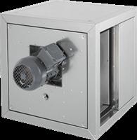 Gastronomie-Boxventilator mit frequenzgesteuertem Motor und linearem Luftstrom