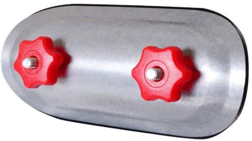 Revisionsdeckel für runde Rohre Ø125