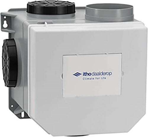Itho Daalderop CVE-S eco fan Ventilator high performance RFT HE 415m3/h + Feuchtigkeitssensor 03-00402