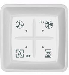 Itho drahtlose Bedienung RFT Weiß für BaseFlow, DemandFlow und QualityFlow