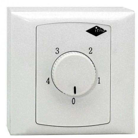 5-Positionsschalter für Itho Deckenventilator - PVD-S1 Weiß