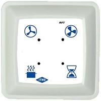 Drahtlose Bedienung Creme / Weiß RFT für Itho Demandflow