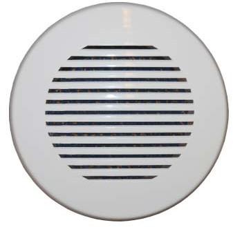 Itho Demandflow Lüftungsventil 125 mm Weiß