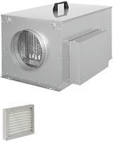 Kompaktes Zuluftgerät mit Elektroheizung