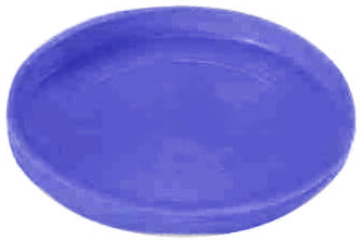 Kunststoff Deckel Ø100mm