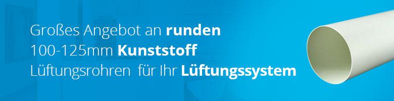 Lueftungsland - Cat Banner - 29 - Kunststof buis 1 PC