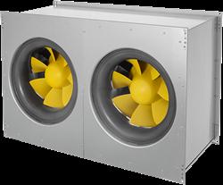 Ruck Etamaster Kanalventilator EC-Motor 6140m³/h - 800x500 - EMKI 8050 EC 21