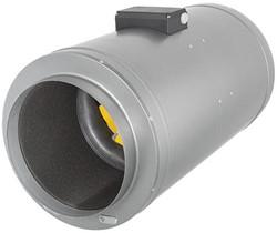 Ruck schallisolierter Rohrventilator Etamaster 560m³/h - Ø 160 mm - EMIX 160L E2M 11