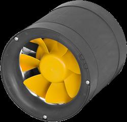 Ruck Etamaster Rohrventilator 142m³/h - Ø 125 mm - EM 125 E2 02
