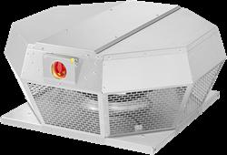 Ruck Dachventilator Metall mit EC Motor und Geräteschalter 13100m³/h - DHA 560 ECP 30