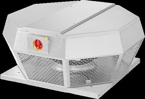 Ruck Dachventilator Metall mit EC Motor und Geräteschalter 6230m³/h - DHA 450 ECP 30