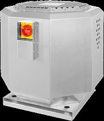 Ruck Dachventilator schallisoliert für Groß- und Gewerbeküchen – bis 120° C - 3100 m³/h - DVNI 280 E2 20