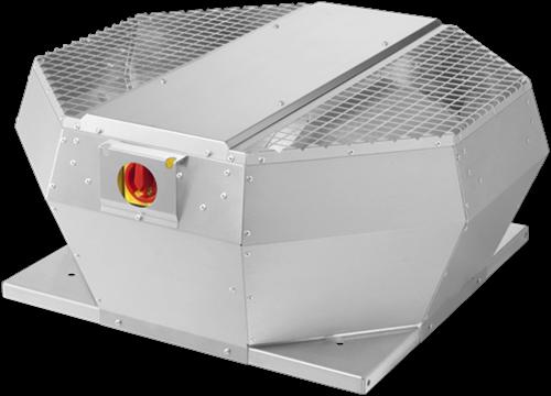Ruck Dachventilator Metall - aufklappbar mit EC Motor 2750m³/h - DVA 355 ECP 31