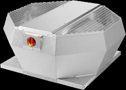 Ruck Dachventilator Metall mit EC Motor, Geräteschalter und Konstantdruckregelung 5550m³/h - DVA 450 ECCP 30