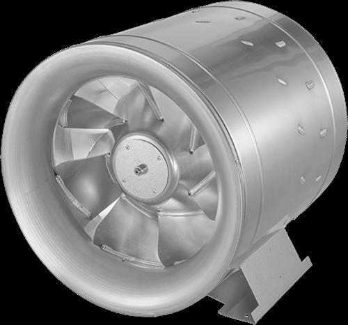 Ruck Etaline E Rohrventilator 6950m³/h - Ø 500 mm - EL 500 E4 01