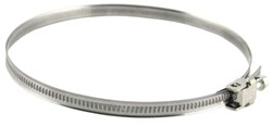 Schlauchschelle aus Metall Ø 60 mm - 180 mm