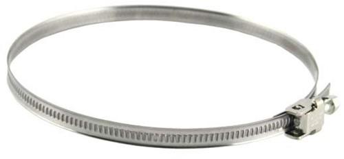 Schlauchschelle aus Metall Ø 60 mm - 215 mm