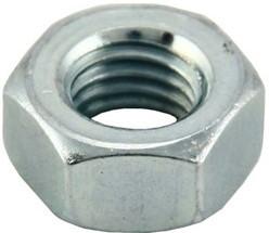 Sechskantmutter M10 galv. verzinkt (250 Stück)