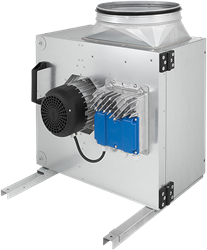 Ruck Abluftbox mit EC Motor 4090m³/h - Ø 314 mm - MPS 280 EC 20