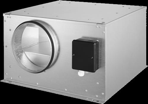 Ruck isolierter Abluftbox 640m³/h - Ø 160 mm - ISOR 160 E2 11