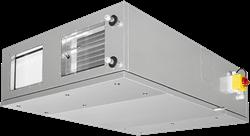 Ruck ETA-F Lüftungsgeräte mit WRG und Elektrisches Heizregister - Deckenmontage 740m³/h