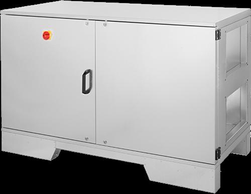 Ruck ETA-H Lüftungsgeräte mit WRG und Elektrisches Heizregister - Horizontale Luftanschlüsse links - 780m³/h