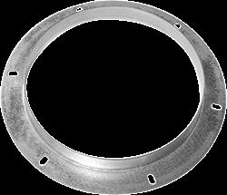 Ruck Ansaugflansch, verzinktes Stahlblech Ø 150 mm - DAF 150