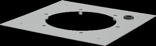 Ruck Dachadapterplatte für DVA - P 190, 220, 250, DVN -I 225, 250, DHA- P 190, 220, 250 - DAP 220