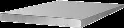 Ruck Regendach für ISOR 315 - 355, verzinktes Stahlblech - RD ISOR 02