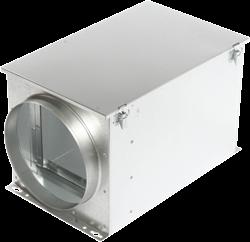 Ruck Luftfilterbox für Taschenfilter Ø 125 mm - FT 125