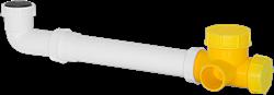 Ruck Kugelsiphon D4 für ETA 600H, 1200H, 2400H - SYS 01